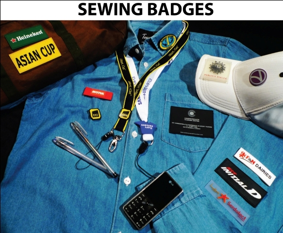 Sewing Badges